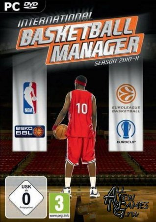 International Basketball Manager Season 2010-2011  (ENG)