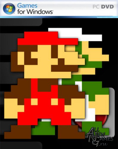 Super Mario Bros. X 1.2.1 (ENG/2010)