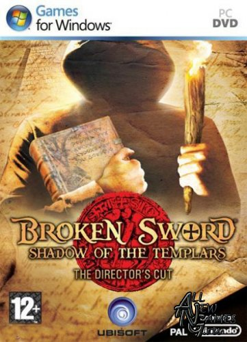Broken Sword Shadow of the Templars The Directors Cut (2010/ENG)