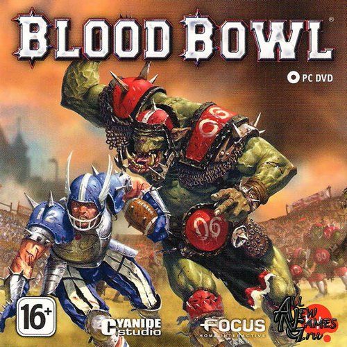 Blood Bowl (2009/RUS/Бука)
