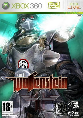 Wolfenstein (2009/PAL/RUSSOUND/XBOX360)