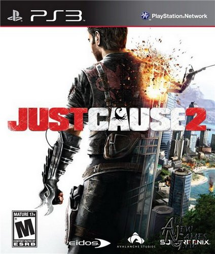 Just Cause 2 (2010/RUSSOUND/PS3)