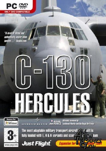 JUST FLIGHT C130 HERCULES (2010/ENG)