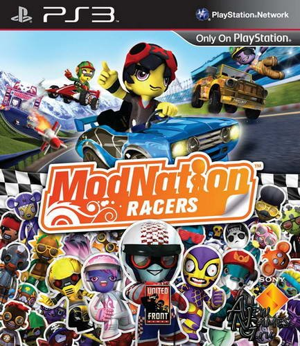 ModNation Racers (2010/USA/ENG/PS3)