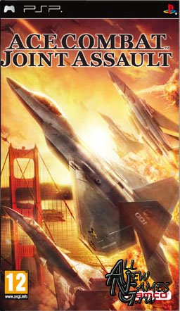 Ace Combat X2: Joint Assault (2010/ENG/PSP)