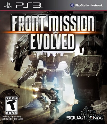 Front Mission Evolved (2010/JPN/NTSC/PS3)