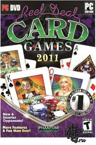 Reel Deal Card Games 2011 (2010) ENG