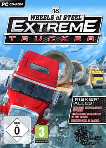 18 Wheels of Steel: Extreme Trucker (2010/RUS/ND)