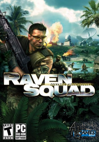 Raven Squad: Operation Hidden Dagger (2009/RUS/ENG)