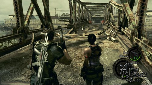 Resident Evil 5: Gold Edition (2010/PS3/USA/ENG)