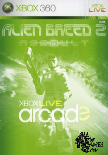 Alien Breed 2: Assault (2010/XBOX360/ENG/RF)