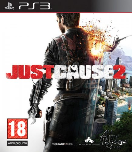 Just Cause 2 (2010/ENG/PS3)