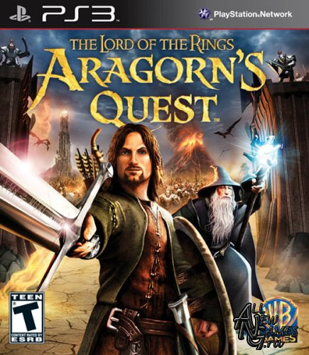 The Lord of the Rings Aragorns Quest (2010/ENG/PS3/USA)