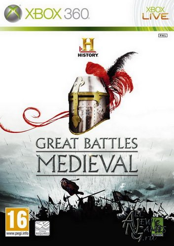 The History Channel: Great Battles - Medieval (2010/PAL/MULTI5/XBOX360)