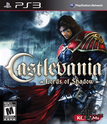 Castlevania: Lords of Shadow (2010/PS3/EUR/ENG)