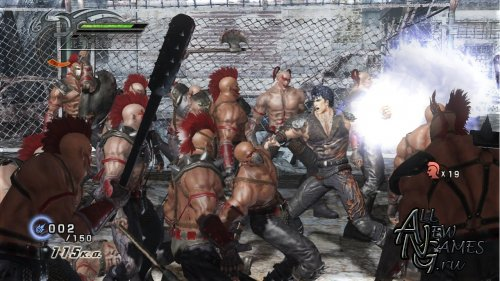 Fist of the North Star Kens Rage (2010/ENG/XBOX360/Region Free)