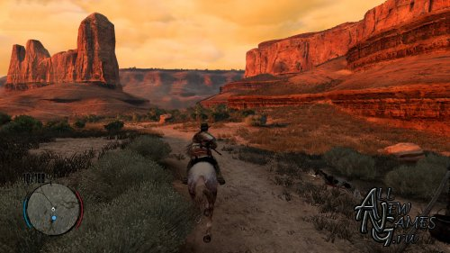 Red Dead Redemption (2010/PS3/USA/ENG)