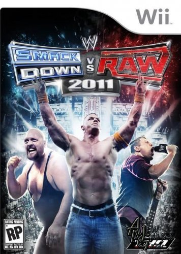 WWE SmackDown vs. Raw 2011 (2010/PAL/ENG/Wii)