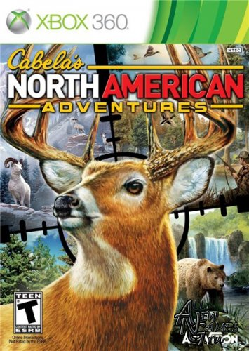 Cabela's North American Adventure (2010/ENG/XBOX360/NTSC)