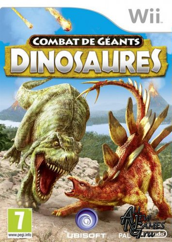 Battle of Giants: Dinosaurs Strike (2010/MULTi5/Wii/PAL)