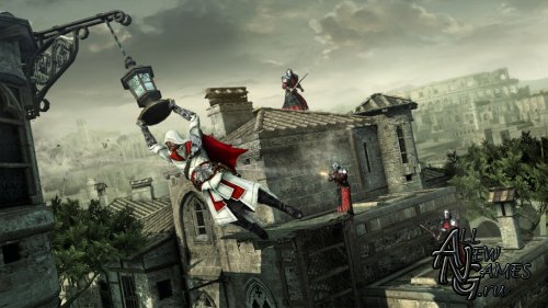 Assassin's Creed: Brotherhood (2010/ENG/XBOX360/RF)
