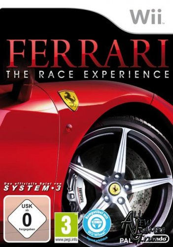 Ferrari The Race Experience (2010/Wii/ENG/PAL)