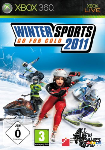 Winter Sports 2011: Go for Gold (2010/ENG/DE/XBOX360/PAL)
