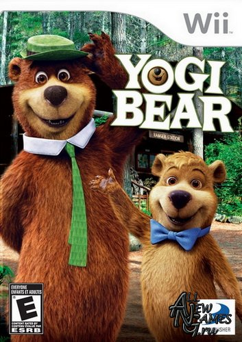 Yogi Bear: The Video Game (2010/NTSC/ENG/Wii)