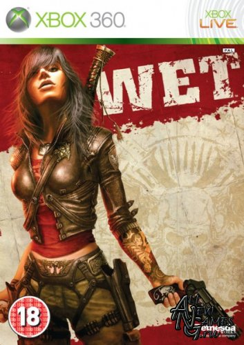 Wet (2009/Rus/Xbox360/PAL/NTSC-U)
