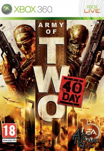Army of TWO The 40th Day (2010/XBOX360/RF/RUS/ENG)