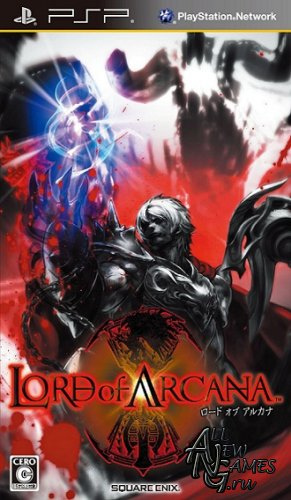 Lord of Arcana (2011/MILTI5/PSP/PAL)