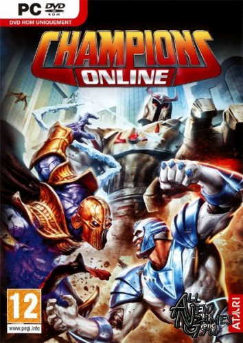 Champions Online (2009/ENG)