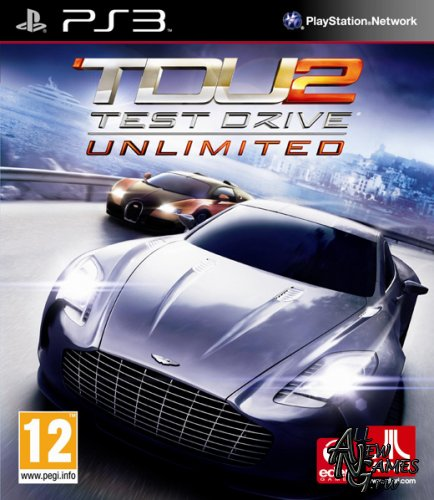 Test Drive Unlimited 2 (2011/ENG/PS3)