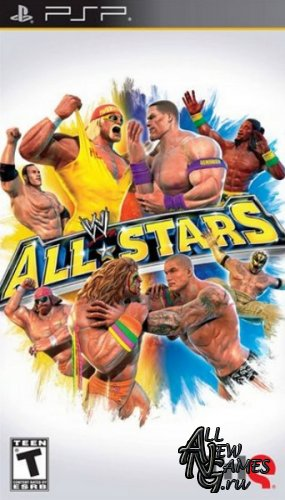 WWE All Stars (2011/ENG/PSP)