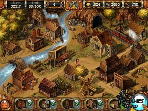 Wild West Story The Beginning v1.1.135 (2011/ENG)