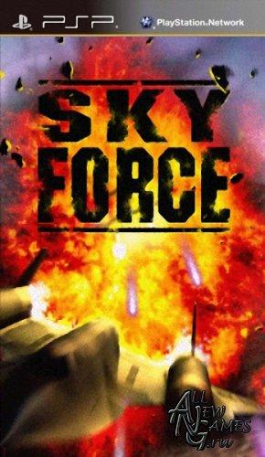 Sky Force (2011/PSP/RUS)