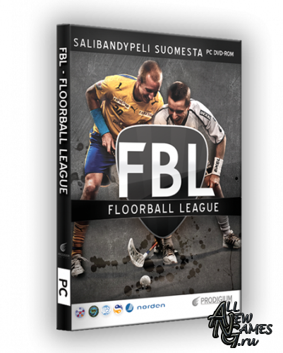 Floorball League (2011/ENG)