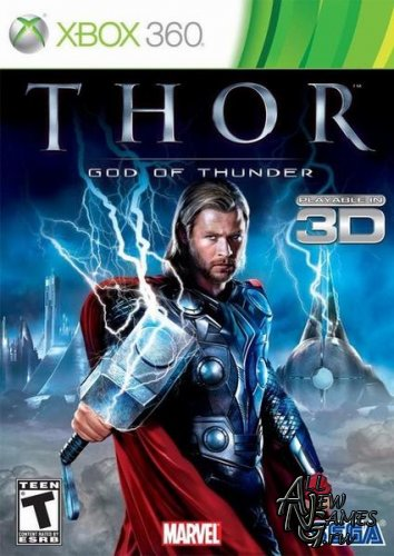 Thor: God Of Thunder (2011/ENG/MULTI5/XBOX360/RF/RUS)