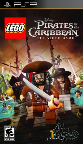 LEGO Pirates of the Caribbean: The Video Game (2011/PSP/ENG/MULTI3)