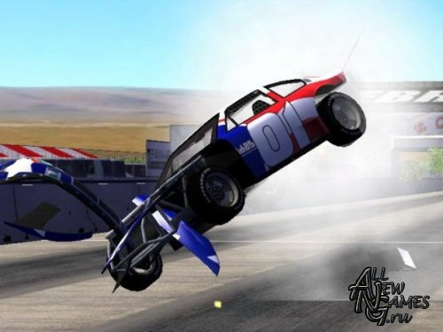 Drag & Stock Racer (2011/wii/USA/ENG)