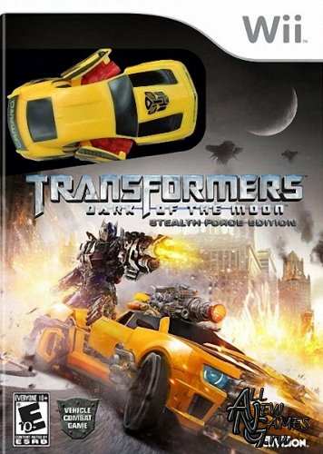 Transformers: Dark of the Moon (2011/ENG/WII/PAL)