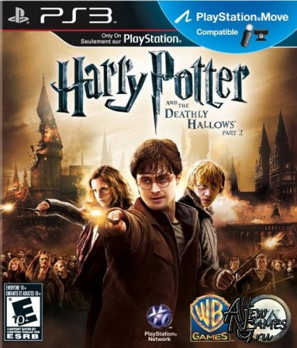 Гарри Поттер и Дары Смерти. Часть вторая / Harry Potter and the Deathly Hallows: Part 2 (2011/PS3/USA/ENG)