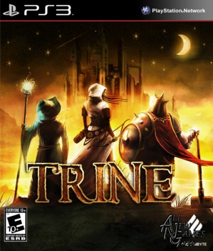 Trine (2009/RUS/ENG/PS3)