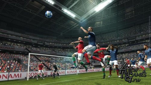 Pro Evolution Soccer 2012 (2011/RUS/ENG/DEMO)