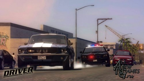Driver: San Francisco (2011/ENG/MULTI9/PS3)