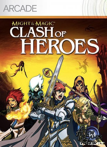 Might & Magic: Clash of Heroes (2011/MULTI8/RUS)