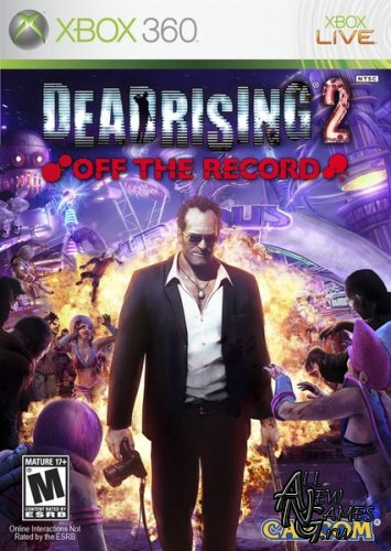Dead Rising 2: Off the Record (2011/ENG/XBOX360/RF)
