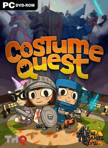 Costume Quest (2011/ENG)