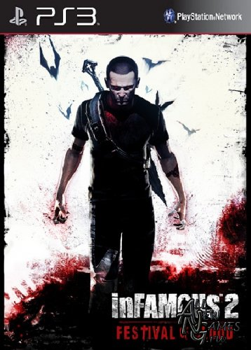 Infamous 2: Festival of Blood (2011/ENG/PS3)