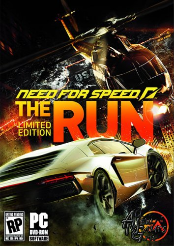 Need for Speed: The Run. Limited Edition (2011/RUS/Repack)
